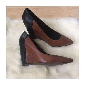 Aldo Shoes - 🌟Price Drop🌟 Aldo Leather Wedges